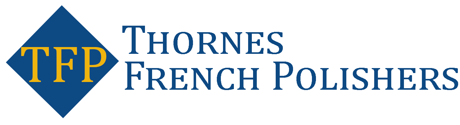 Thornes French Polishers Logo